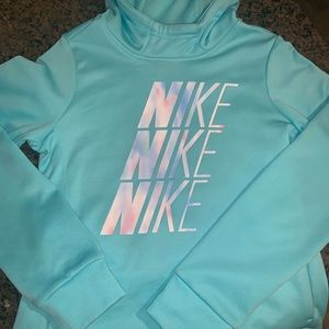 Girls {Nike} sweatshirt